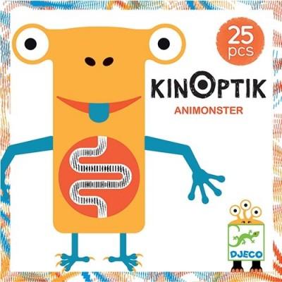 DJECO Kinoptik Animonsters (25 pieces)