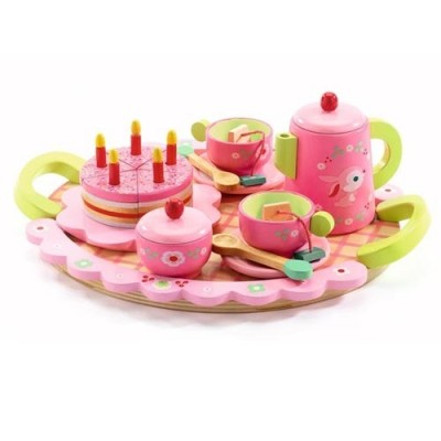 DJECO Lili Rose's Tea Party