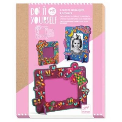 DJECO Fairy - Do It Yourself Mosaics Frames