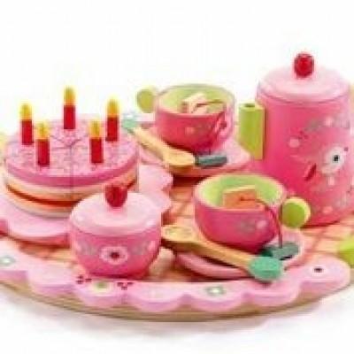 DJECO Lili Rose's Tea Party