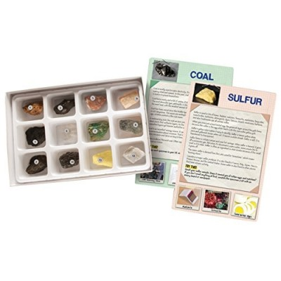 EDUCATIONAL INSIGHTS Everyday Uses Rock & Card Set