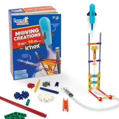 HAND2MIND STEM Moving Creations with K'NEX