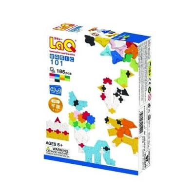 LaQ Basic 101 185pcs