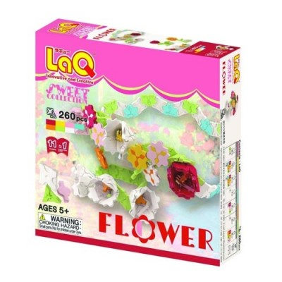 LaQ Sweet Collection Flower Set 260pcs