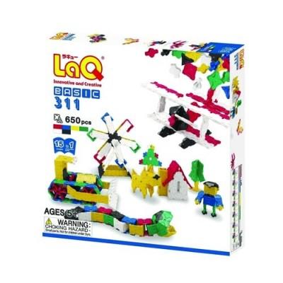 LaQ Basic 311 650pcs
