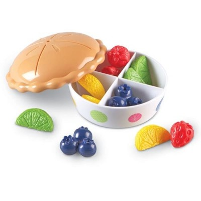 LEARNING RESOURCES Bright Bites Colour Fun Fruit Pie
