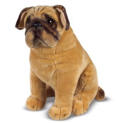 MELISSA & DOUG Pug - Plush
