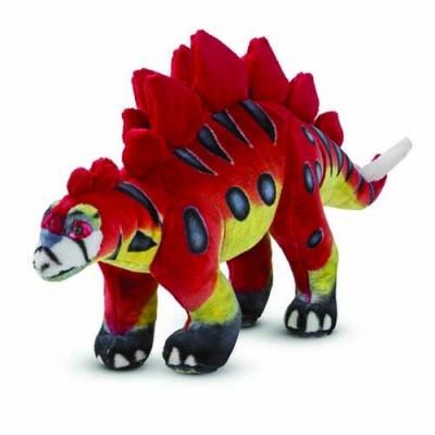MELISSA & DOUG Stegosaurus - Plush
