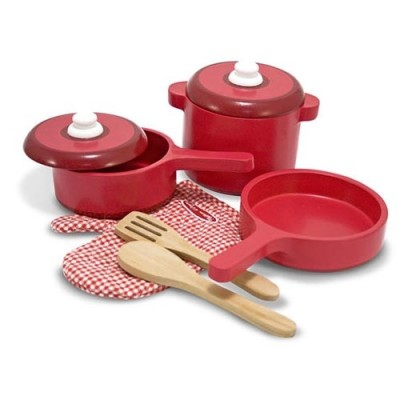 MELISSA & DOUG Kitchen Accessory Set