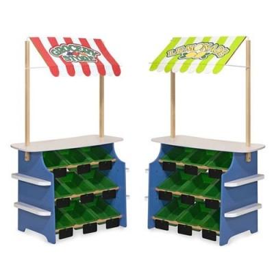 MELISSA & DOUG Grocery Store / Lemonade Stand