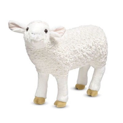 MELISSA & DOUG Sheep - Plush