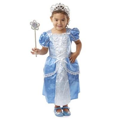 MELISSA & DOUG Royal Princess Role Play Costume Set