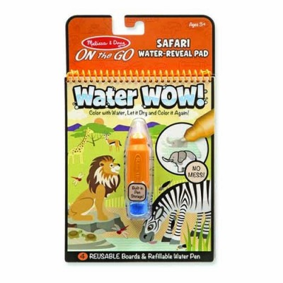 MELISSA & DOUG Water Wow! - Safari